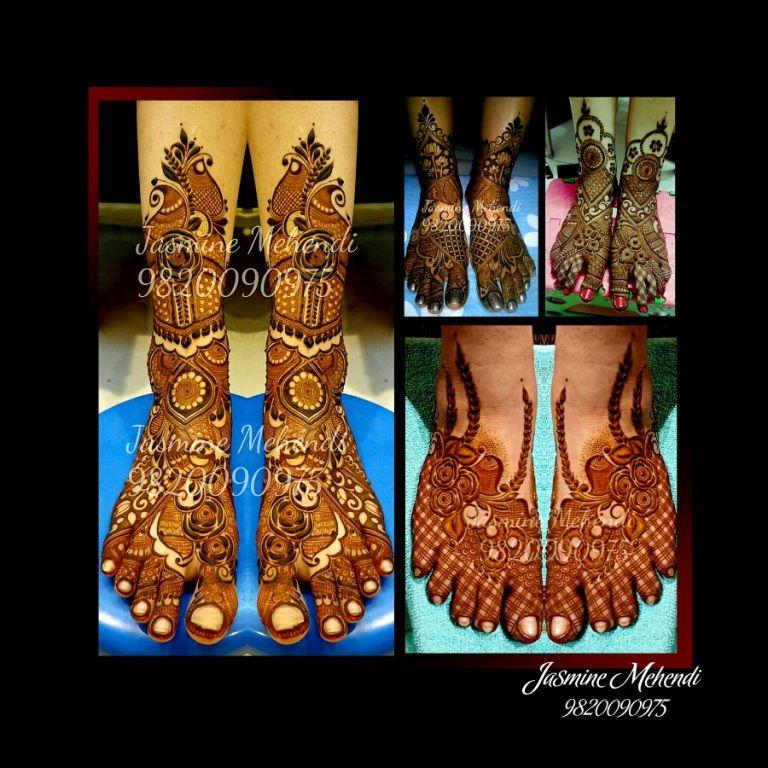 mehndi designs mumbai