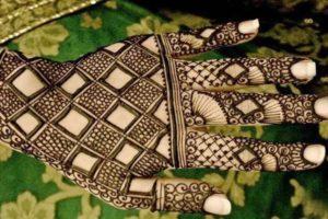 New Bridal Mehendi Designs 2