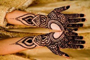 New Bridal Mehendi Designs 1