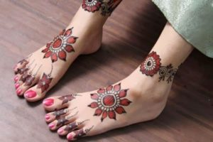 New Bridal Mehendi Designs 6