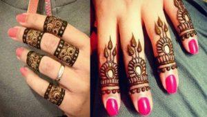 New Bridal Mehendi Designs 3