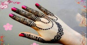 New Bridal Mehendi Designs 4