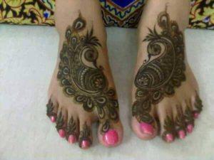 New Bridal Mehendi Designs 9